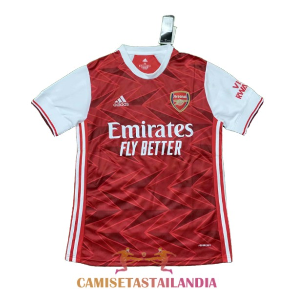 camiseta primera arsenal 2020-2021