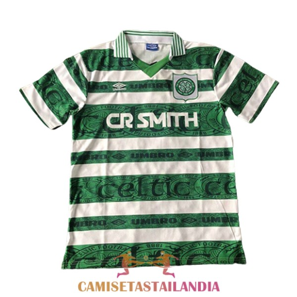 camiseta primera celtic retro 1995-1997