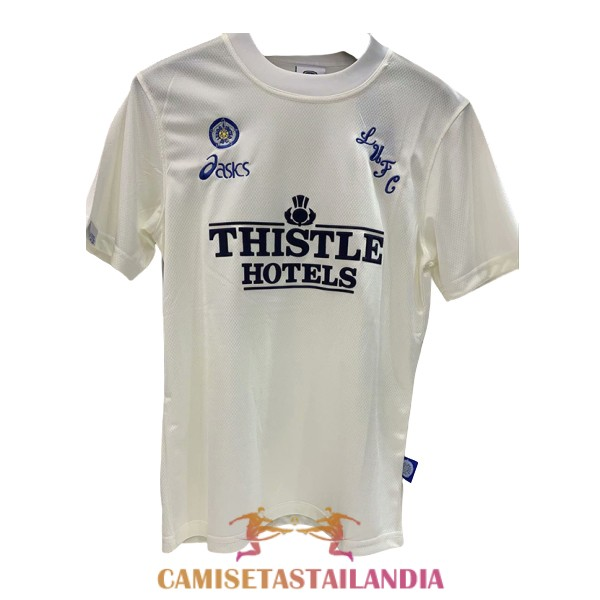 camiseta primera leeds united retro 1996