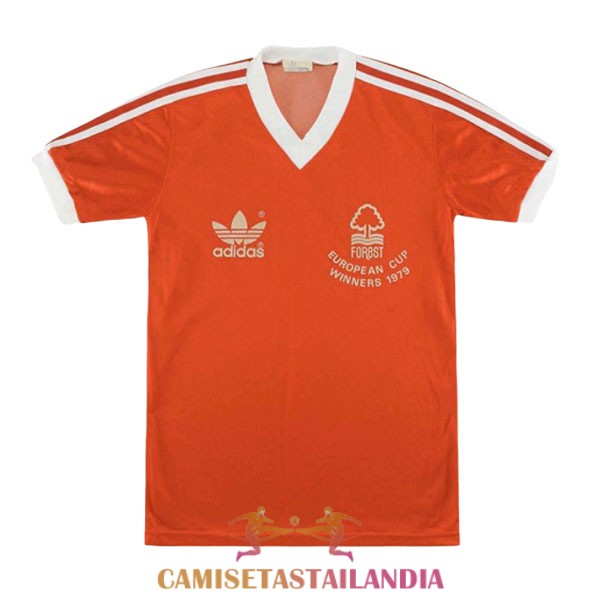 camiseta primera nottingham forest retro 1978-1979