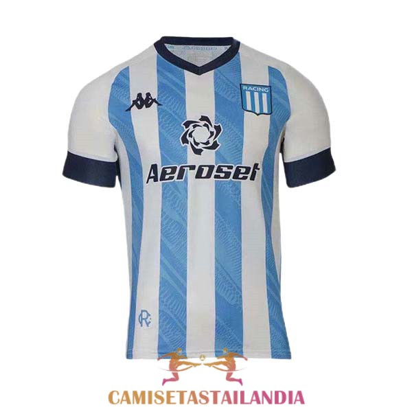 camiseta primera racing club 2021-2022