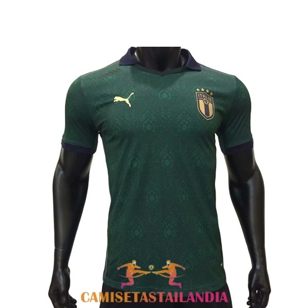 camiseta primera version player italia 2020