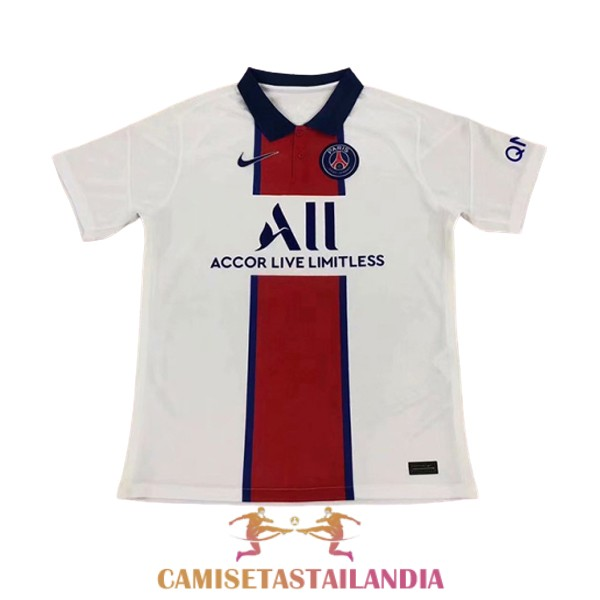 camiseta segunda Paris saint germain 2020-2021