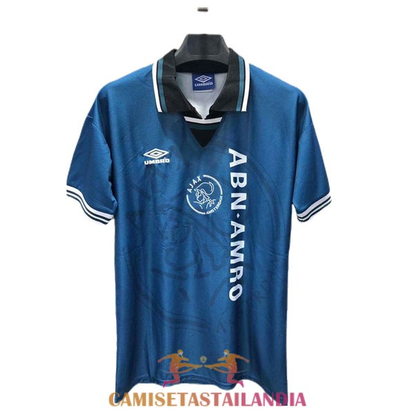 camiseta segunda ajax retro 1995-1996