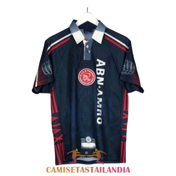 camiseta segunda ajax retro 1997-1998
