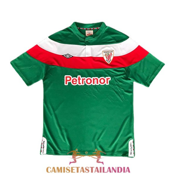 camiseta segunda athletic bilbao retro 2011-2012