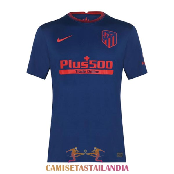 camiseta segunda atletico madrid 2020-2021
