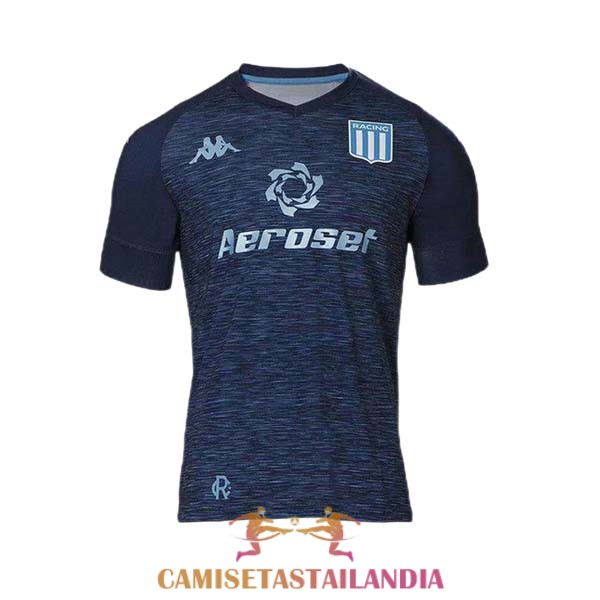 camiseta segunda racing club 2021-2022