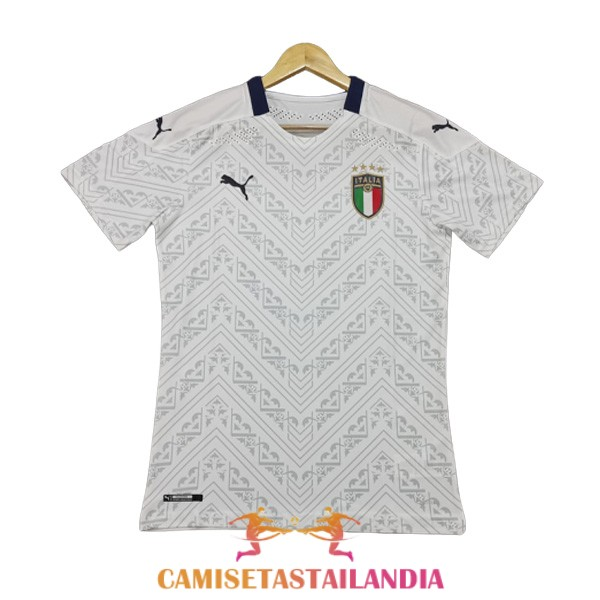 camiseta segunda version player italia 2020